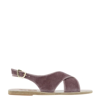 Ancient Greek Sandals - Ancient Greek Sandals Maria velvet