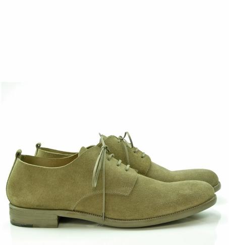 Rocco P. - suede lace-up shoe