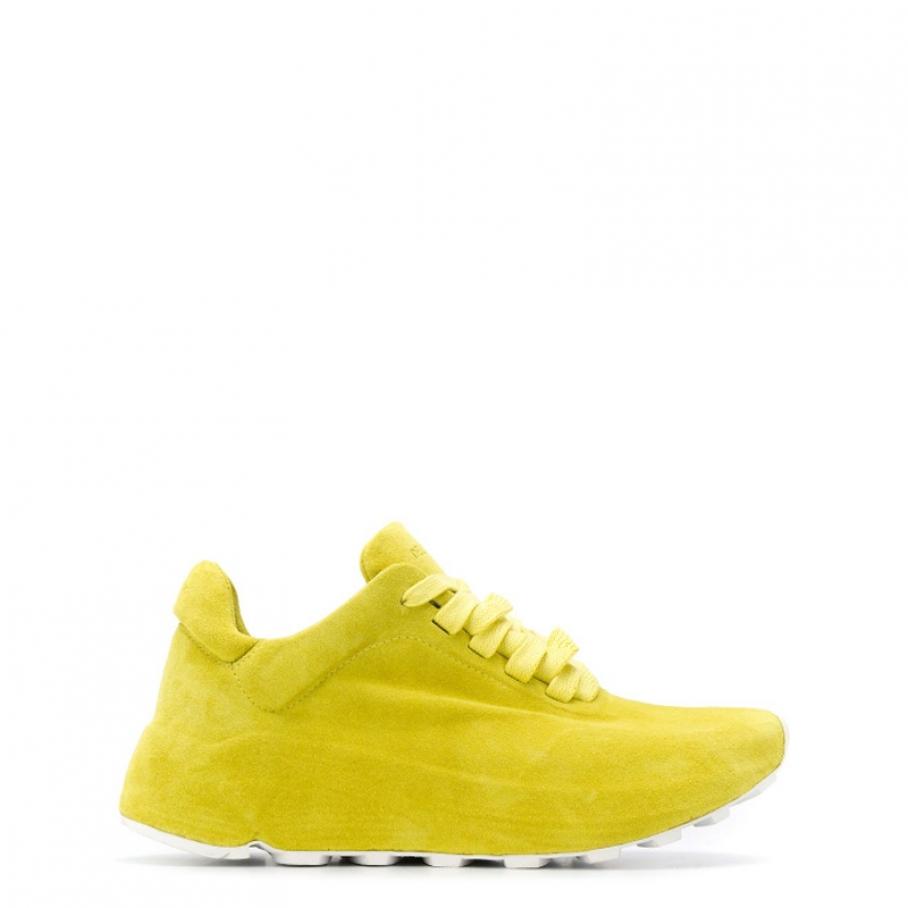Del Carlo - Del Carlo sneaker 10651 yellow
