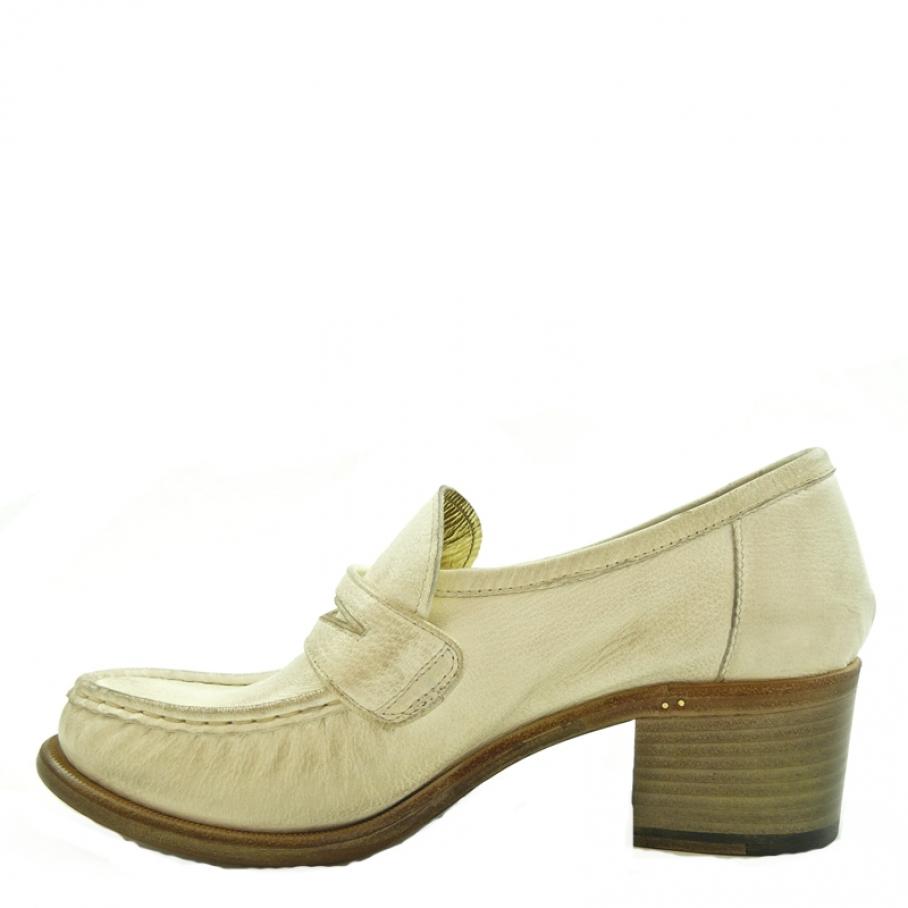 Silvano Sassetti - Silvano sassetti loafer off-white