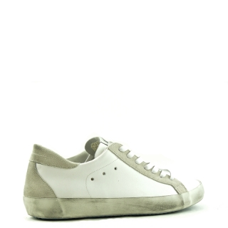 4Barra12 - 4Barra12 super star sneaker white