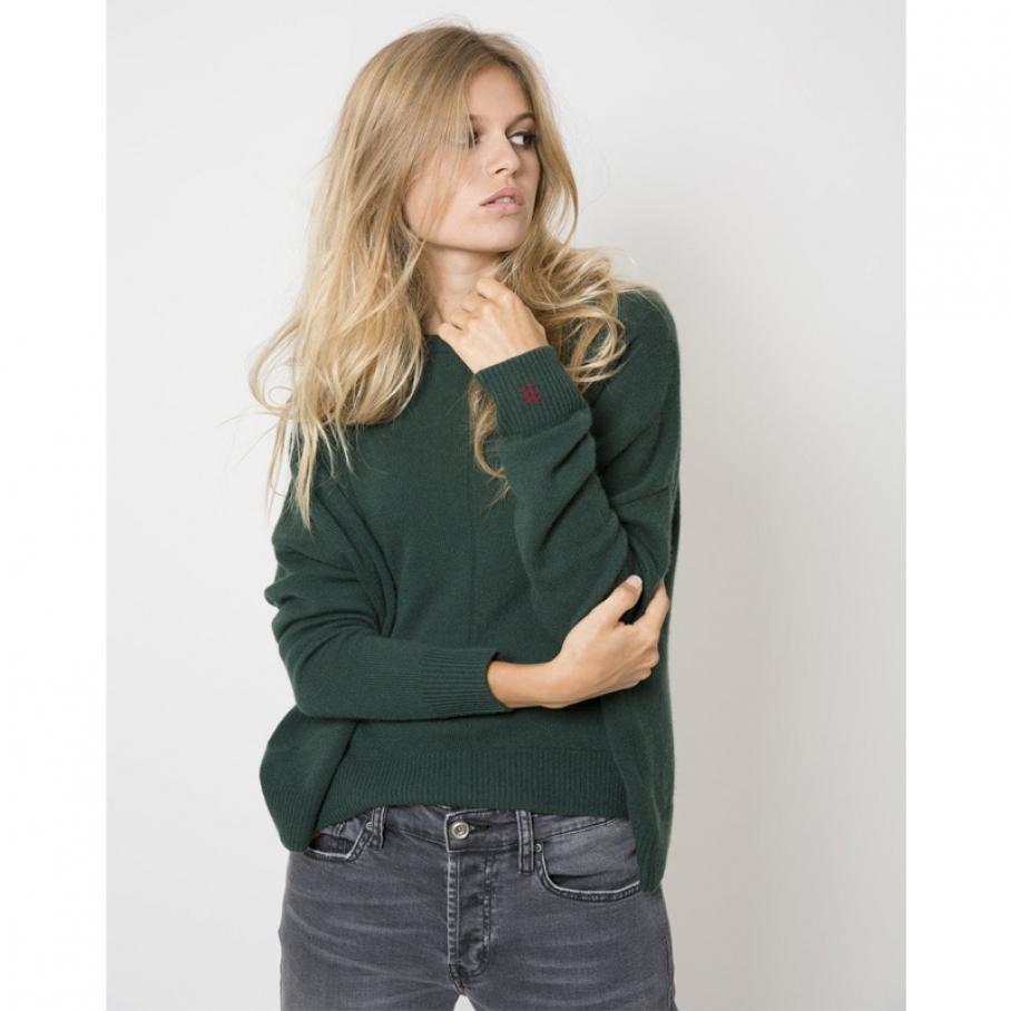 June 7.2 - June 7.2 Jade sweater green