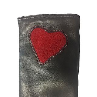 Alpoguanti - Alpoguanti red heart