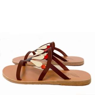 Ancient Greek Sandals - Ancient Greek sandals Louloudi br/r